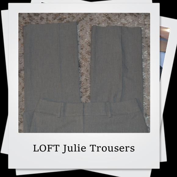 LOFT Pants - 🎉🎉🎉 PRICE DROP 🎉🎉🎉 Loft Julie Trouser